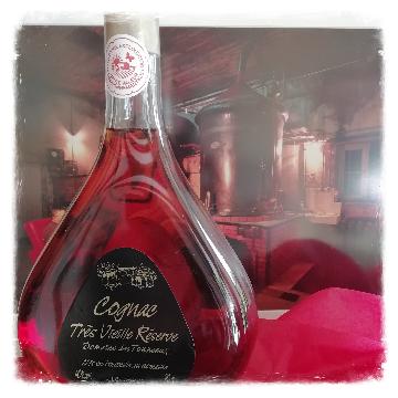 Cognac Très vieille Réserve...